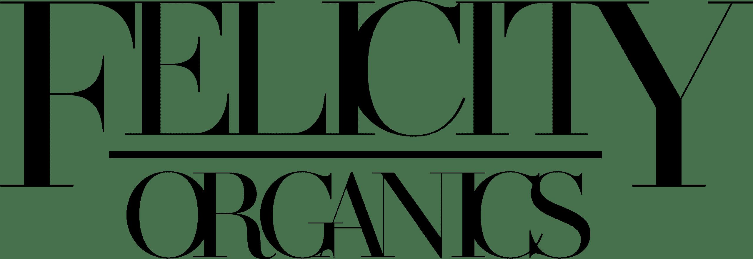 Felicity Organics logo 1